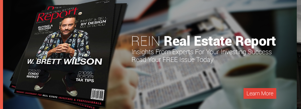 Sign Up For Free REIN Magazine
