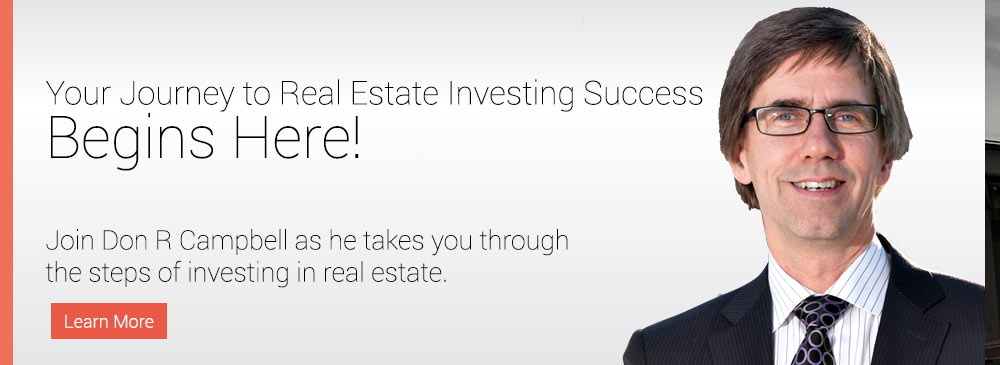 Building your Real Estate Investment Foundation